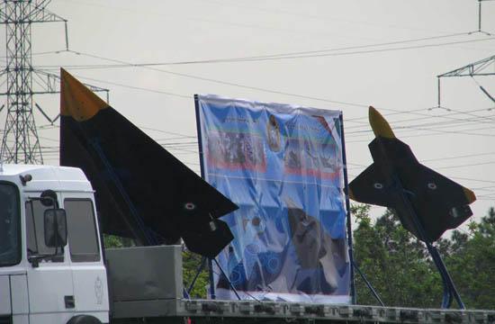 سفره ماهی؛ اولین پهپاد دلتای بومی با قابلیت بمباران هوایی + تصاویر