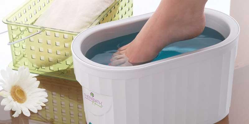 ترک پا را با روشهای خانگی درمان کنید