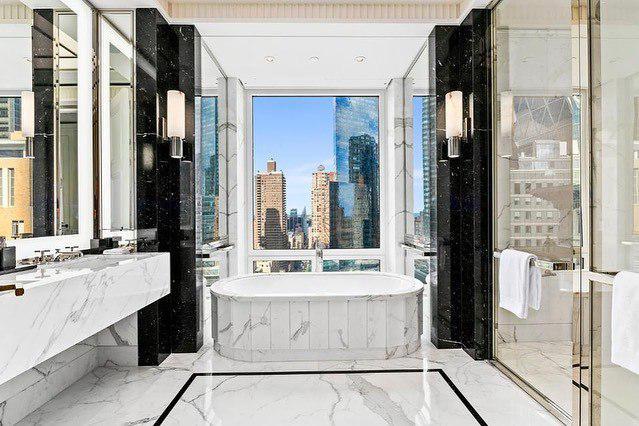تصاویری از گرانترین خانه اجارهای آمریکا