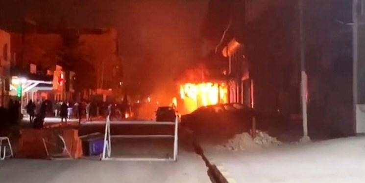 حمله به کنسولگری ایران در نجف اشرف