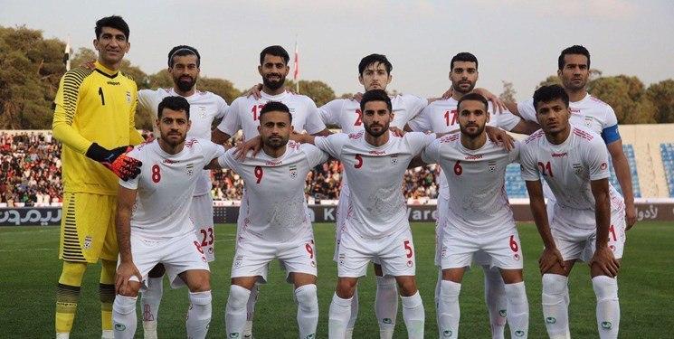 سقوط شش پلهای تیم ملی فوتبال ایران در رنکینگ فیفا/ جایگاه نخست آسیا از دست رفت