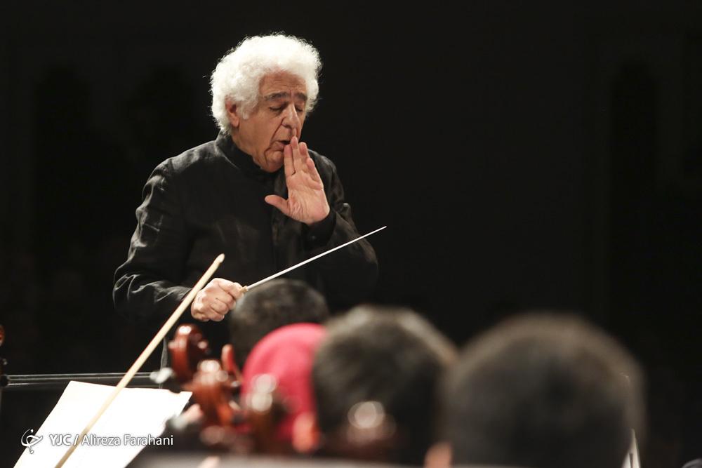 از شیپور هولناک جنگ تا طعم شیرین صلح در کنسرت ارکستر سمفونیک تهران