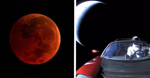 از ارسال خودرویی عجیب به فضا تا کشف سیارهای جدید