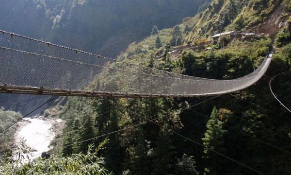 دلهره آورترین پلهای جهان که جرات ندارید روی آنها راه بروید!