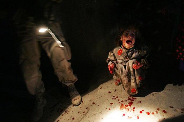 تصاویر واقعی و شوکه کننده از جنگ که اسرار دردناکی را خود پنهان کرده است!
