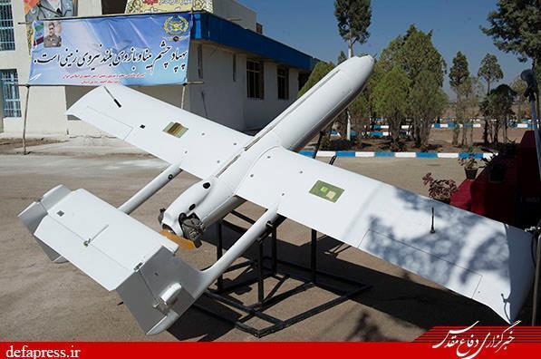 نسل جدید پهپادهای نظامی ایران عملیاتی شد/ اولین تصاویر از پهپاد هیبریدی نیروی دریایی ارتش