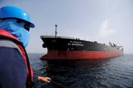 ائتلاف متجاوز سعودی مانع از ورود یک نفتکش دیگر به بندر الحدیده شد
