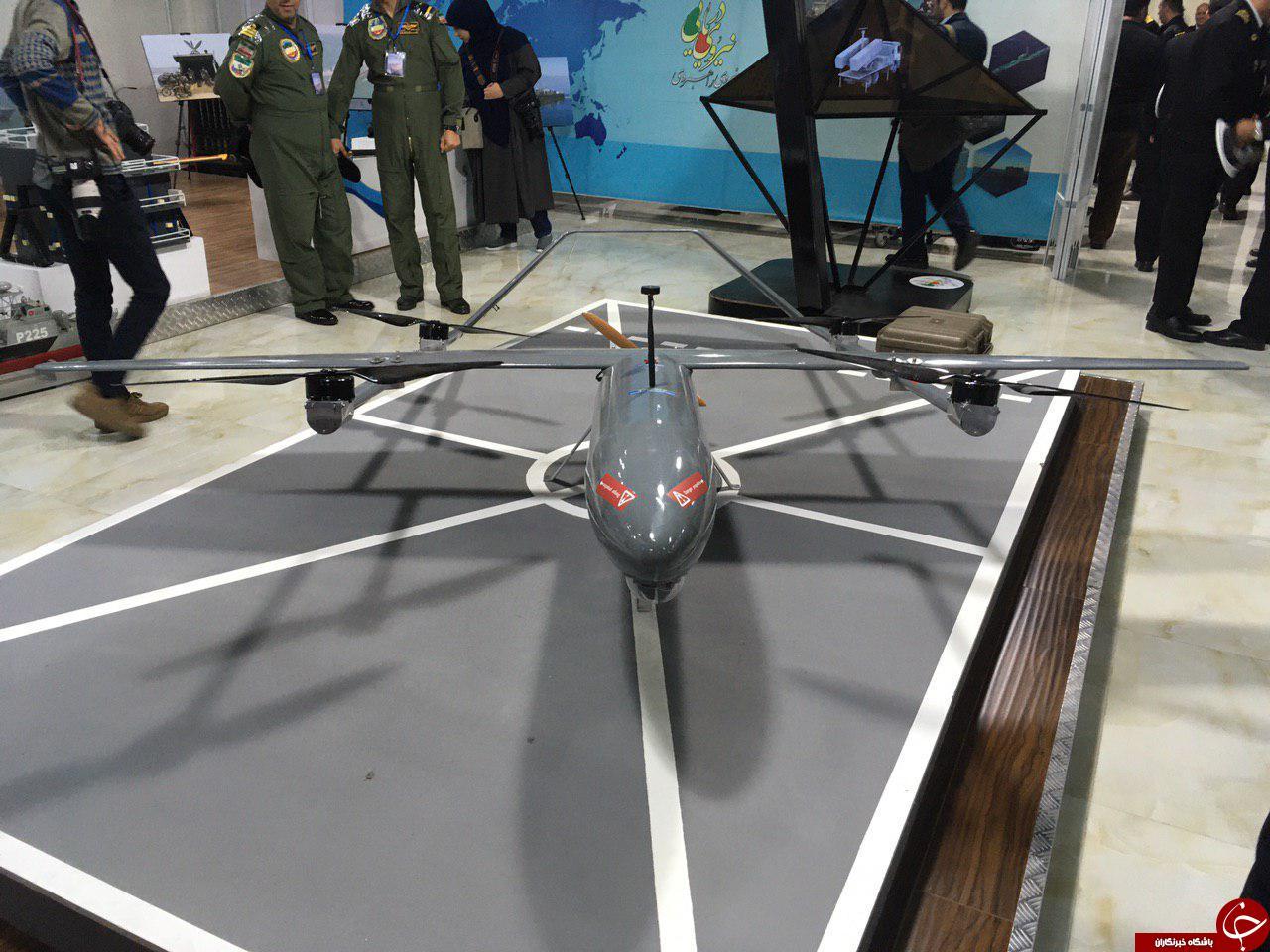 از سامانهها و تسلیحات جدید نیروی دریایی ارتش رونمایی شد + تصاویر
