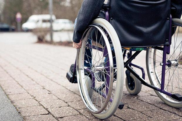 معلولان از اقدامهای ما درستاد مناسب سازی معابر راضی هستند