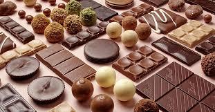قیمت انواع شکلات و آبنبات