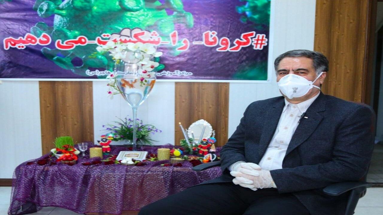 پیام استاندار چهارمحال و بختیاری به مناسبت نوروز ۹۹