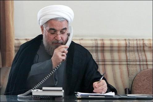 رئیس جمهور فرا رسیدن سال ۹۹ را به مراجع عظام تقلید تبریک گفت