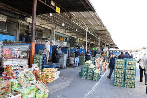 قیمت میوه در میدان مرکزی تره بار اعلام شد