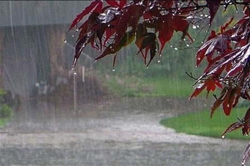 پیش بینی تا ۵۰ میلیمتر بارش در استان مرکزی