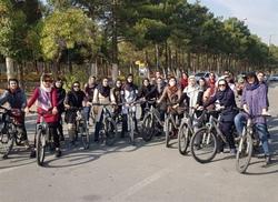 ادامه فعالیتهای تفریحی در بوستان چیتگر