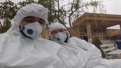 ماجرای زوج پزشکی که شب عروسی را در بیمارستان گذراندند