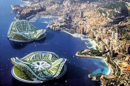 ۱۰ پدیده حیرتانگیز دنیا در مهندسی و معماری مدرن