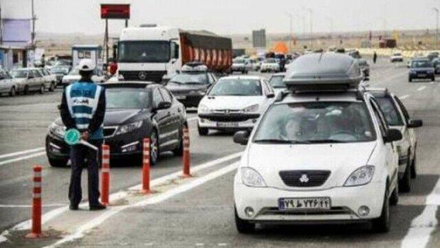 استقرار ۳۳ گروه گشت و بازرسی در وردی و خروجیهای استان همدان