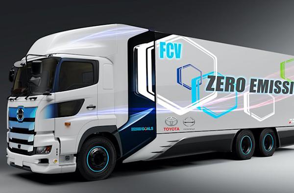 همکاری تویوتا و هینو برای تولید یک کامیون سوخت سنگین