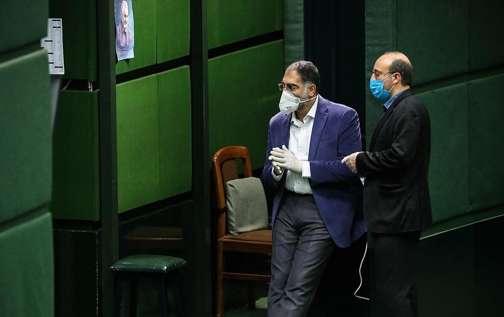 آخرین وضعیت کرونا در بین نمایندگان مجلس
