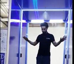 تونل ضدعفونیکننده