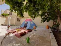 ابتکار جالب برخی شهروندان استان فارس در روز ۱۳ به در + تصاویر