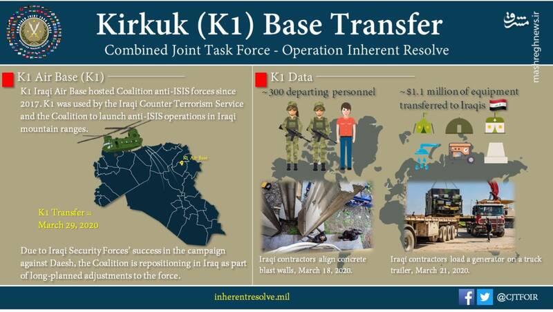 احتمال اجرای عملیات پرچم دروغین در خاک عراق/ سابقه سیاه امریکا در خودزنی و بهانهتراشی برای عملیات نظامی + تصاویر
