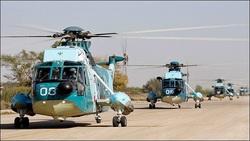 یگان هوادریای ارتش چند نوع بالگرد و هواپیما دارد؟ + تصاویر