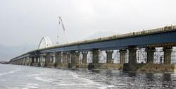 افزایش حجم آب دریاچه ارومیه/ دریاچه جان دوباره گرفت