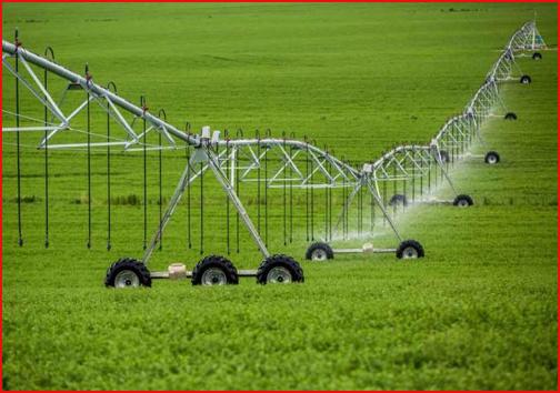 جدال با بحران کمبود آب با استفاده از روش آبیاری نوین/ نوین آبیاری کنید و نگران نباشید