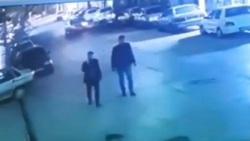 لحظه قاپیدن گوشی توسط سارق موتورسوار در مشهد + فیلم
