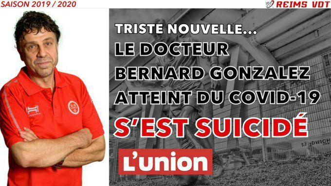 پزشک باشگاه رنس فرانسه اقدام به خودکشی کرد