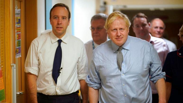 آخرین خبرها درباره وضع سلامتی جانسون/ نخستوزیر انگلیس با ماسک اکسیژن نفس میکشد