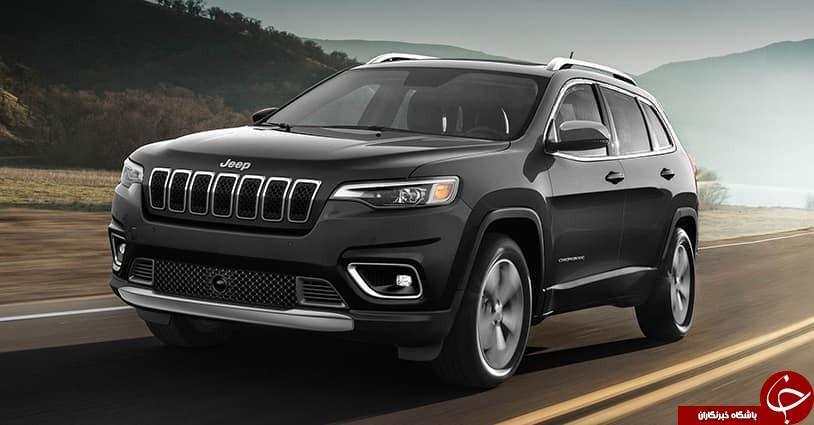 عرضه خودروی Lux جدید در سری خودروهای Cherokee جیپ