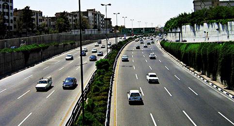 کاهش ۳۸ درصدی تردد در جادههای همدان