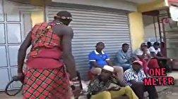باشگاه خبرنگاران - استخدام جنگجویان قبایل در کنیا برای اجرای طرح فاصله گذاری اجتماعی + فیلم