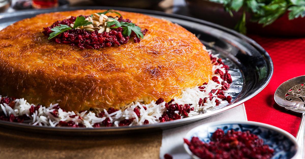 آموزش آشپزی؛ از چکدرمه  ترکمنی و خورش ملاقورمه شمالی تا مرغ بریانی خوشمزه