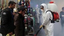 آخرین آمار کرونا در ایران؛ تعداد مبتلایان به ویروس کرونا به نفر ۶۶۲۲۰ افزایش یافت