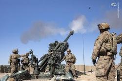 زوایایی پنهان از ماجرای استقرار گسترده تجهیزات نظامی امریکا در عراق + تصاویر