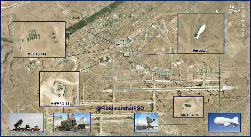 ورود سامانههای پاتریوت و دهها بالگرد نظامی به فرودگاه اربیل