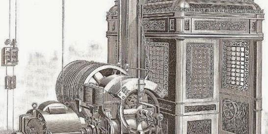 اولین آسانسور جهان در چه سالی ساخته شد؟