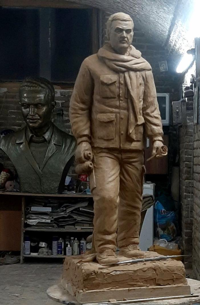 یادبود سردار سلیمانی