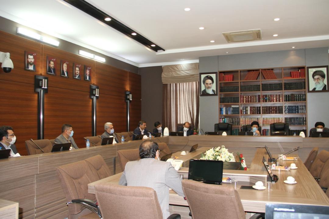 هیئت مدیره جدید مرکز کارشناسان رسمی قوه قضائیه فارس معرفی شدند