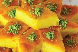 طرز تهیه کوکو قندی شیرین اصفهان