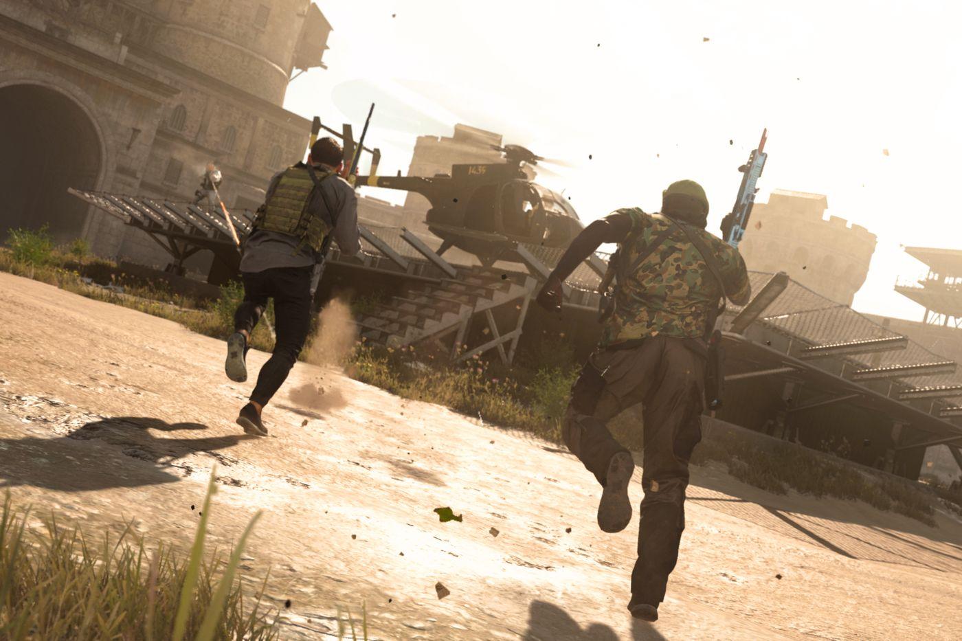 موفقیت شگفتآور Call Of Duty: Warzone
