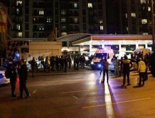 مجروح شدن ۲ پلیس در حمله به ایستبازرسی در ترکیه 03