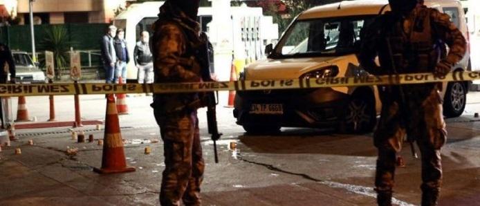 مجروح شدن ۲ پلیس در حمله به ایستبازرسی در ترکیه 02