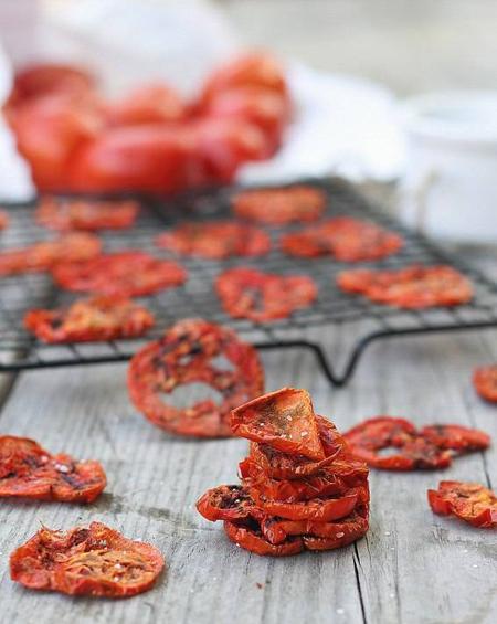 طرز تهیه پودر گوجه فرنگی
