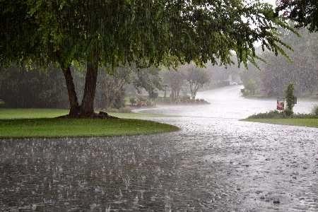 بارش باران در گیلان، از امروز تا سه شنبه