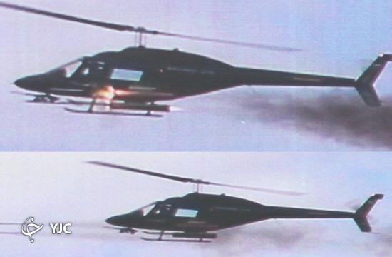 شاهد ۲۷۸ بالگرد چایک ایران در میدان نبرد+ فیلم و تصاویر